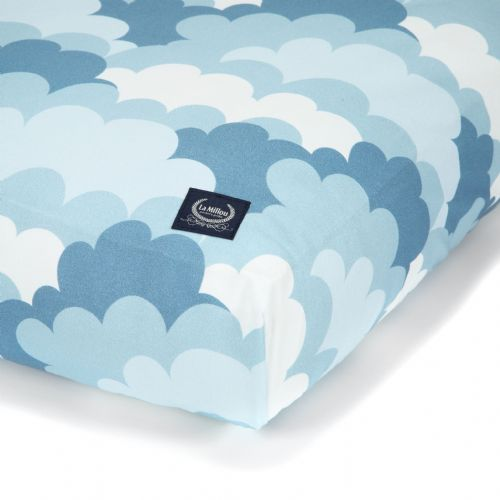 La Millou ADVENTURE SKY BEDSHEET GOOD NIGHT 70 X 140 CM